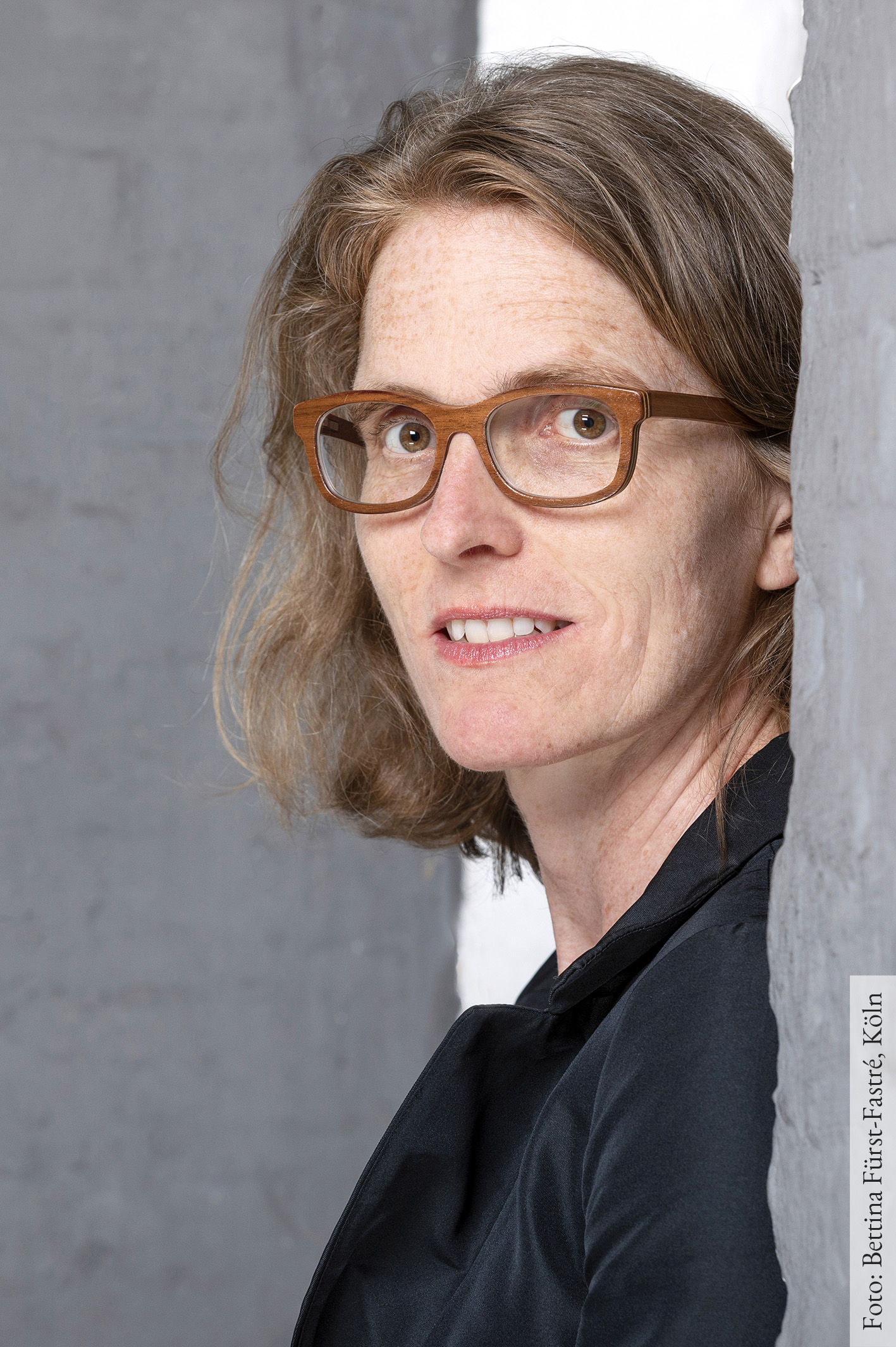 Angela Glajcar, Foto: Bettina Fürst-Fastré (Köln)