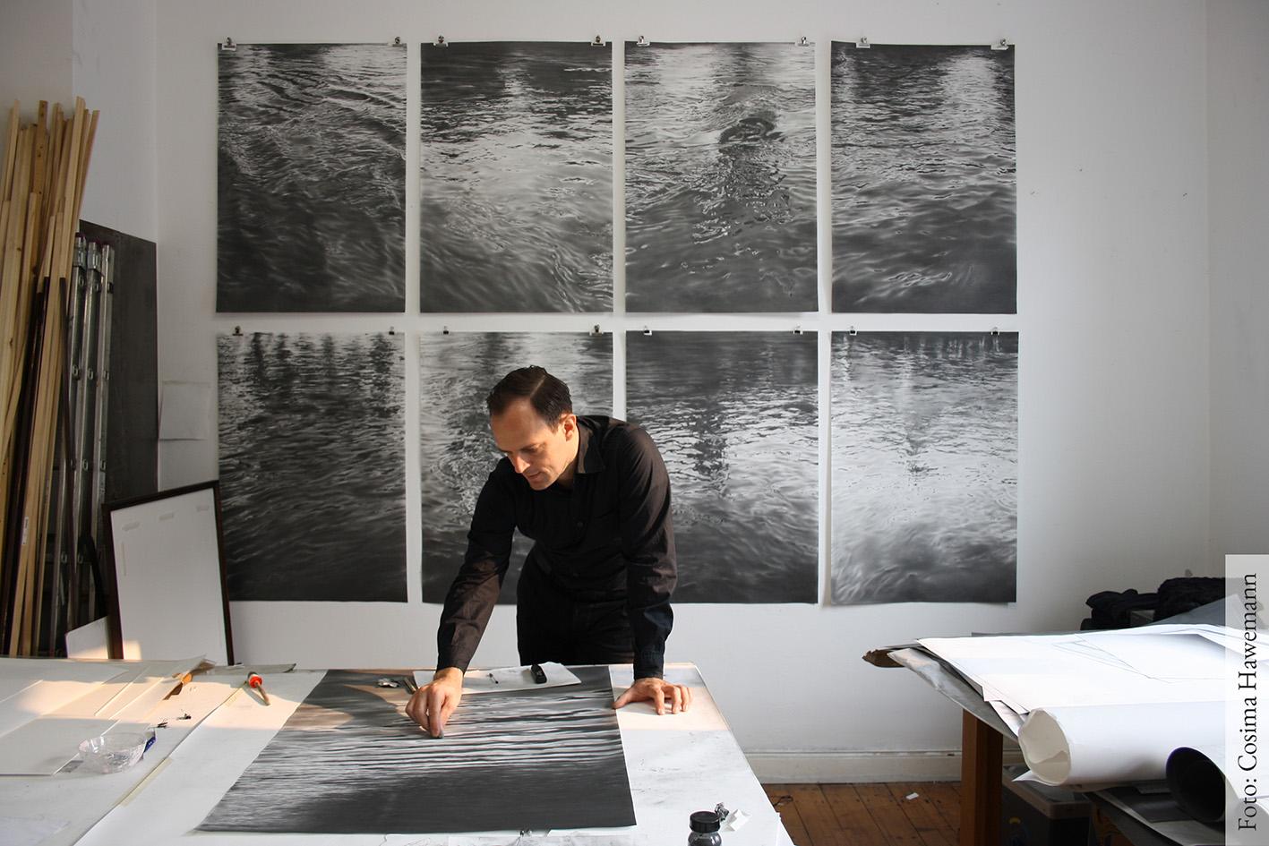Simon Schubert, Foto: Cosima Hawemann