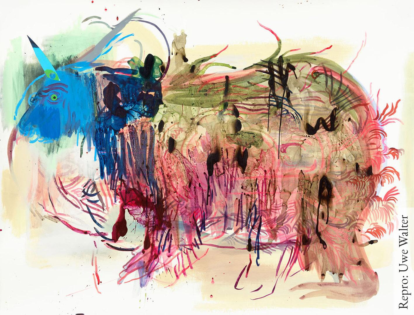 Kunstwerk, Repro: Uwe Walther